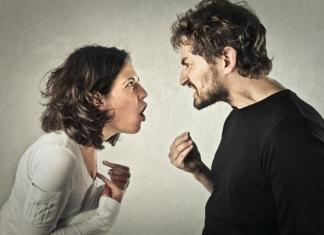 Alpha couples fighting