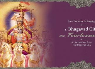 Fearfulness: Life Lessons From the Bhagavad-Gita